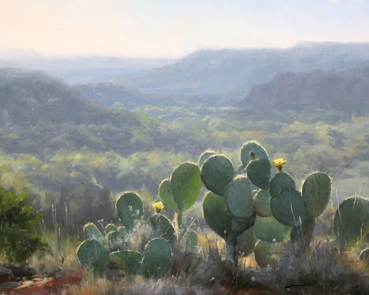5-Day Studio Landscape Workshop • Scottsdale Artist School • Scottsdale, Arizona • May 3rd – 7th
