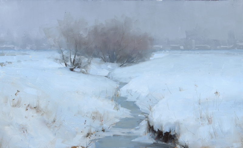 3-Day Landscape Workshop • Franciscan Life Process Center • Lowell, Michigan • June 24th – June 26th, 2021