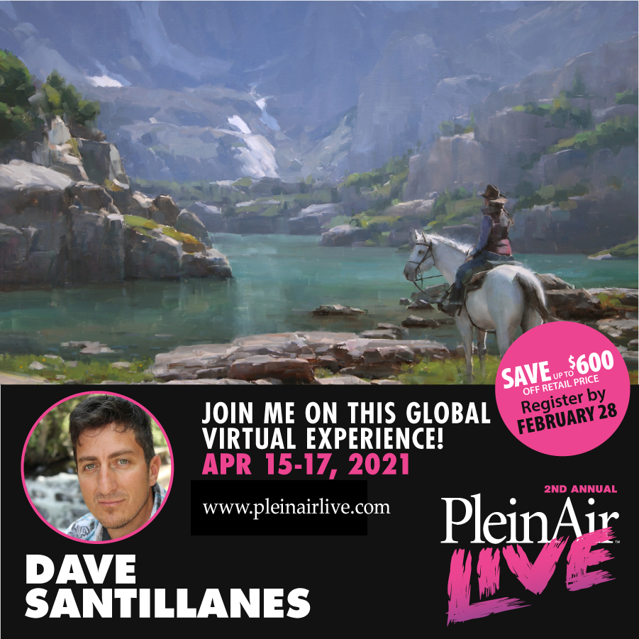 PleinAir LIVE – April 15-17, 2021