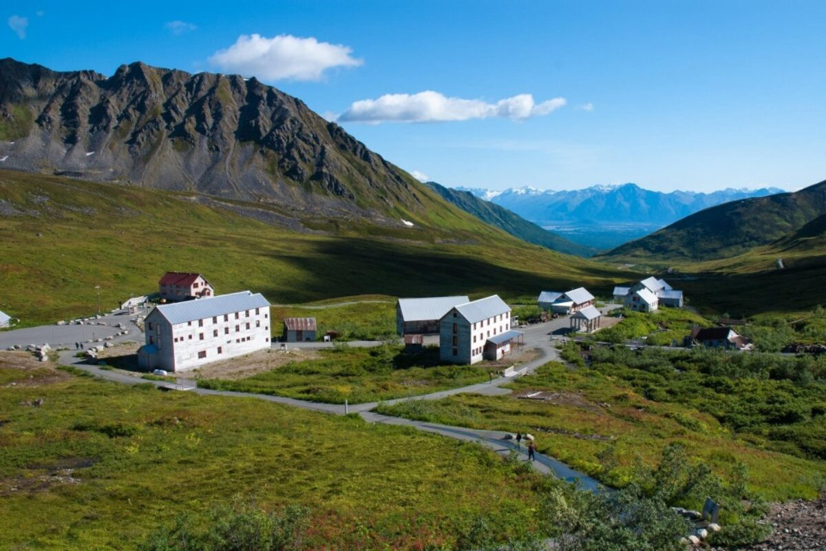 ALASKA! 4-Day Plein Air Landscape Workshop • Wasilla, Alaska • August, 2022